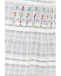 Paul & Joe - Blue Miraphora Skirt - Lyst