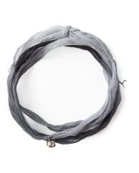 Christian Koban | Gray 'slice' Diamond Necklace | Lyst