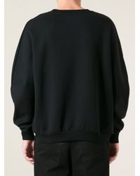 Henrik Vibskov - Black Spaghetti Sweater for Men - Lyst