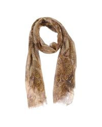 Angelo Marani - Natural Stole - Lyst