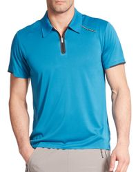 Porsche Design - Blue Drivers Polo Shirt for Men - Lyst