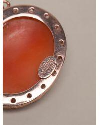 Amedeo | Metallic 'three Monkey' Necklace | Lyst