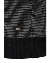 BOSS - Gray Slim-fit Sweater In New-wool Blend: 'erneo' for Men - Lyst