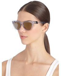 Westward Leaning - Multicolor Wintermute Square Acetate Aluminum Sunglassescrystal - Lyst