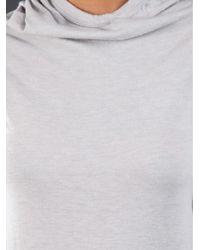 Rick Owens Lilies - Blue Rick Owens Lilies Scuba T-shirt - Lyst