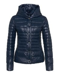 HUGO - Blue Down Jacket: 'fayes' - Lyst