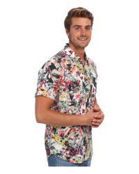 7 Diamonds - Multicolor Royals S/S Shirt for Men - Lyst