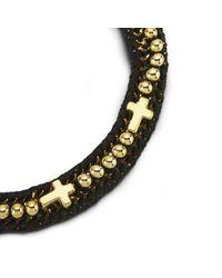 Venessa Arizaga - Metallic Women'S Into The Groove Necklace - Lyst