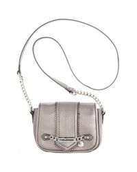 Juicy Couture | Gray Wilshire Crossbody | Lyst