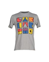 Carhartt - Gray T-shirt for Men - Lyst