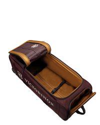 Victorinox | Purple Ch-97 2.0 Explorer 36in Wheeled Duffel for Men | Lyst