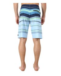 Oakley - Blue Gnarly Rip 21 Boardshort for Men - Lyst