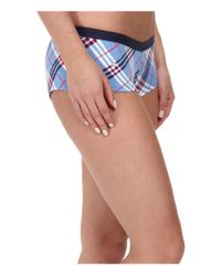 Splendid | Blue Girlshort | Lyst