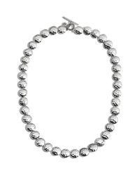 John Hardy | Metallic 'Palu' Collar Necklace | Lyst