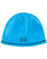 Under Armour | Blue Elements Beanie 2.0 for Men | Lyst