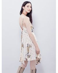 Free People - Multicolor Bali Blooms Slip - Lyst