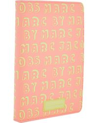 Marc By Marc Jacobs - Orange Dynamite Ipad Mini Notebook - Lyst