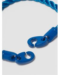 Sailormade | Blue And Aqua Rope Bracelet Blue for Men | Lyst