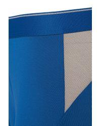 BOSS - Blue 'cyclist Cmax Micro' | Coolmax® Stretch Boxer Briefs for Men - Lyst