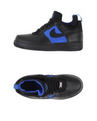 Nike | Black High-tops & Trainers for Men | Lyst