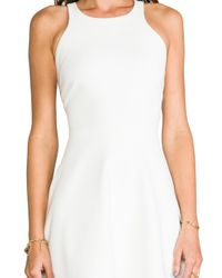 Elizabeth and James | Magdalena Dress in White | Lyst