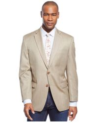 Lauren by Ralph Lauren | Brown Big And Tall Basketweave Sport Coat for Men | Lyst