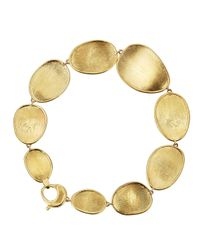 Marco Bicego | Metallic Lunaria 18k Gold Bracelet | Lyst