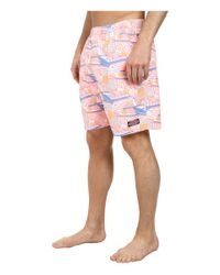 Vineyard Vines - Pink St. Jeans Palms Chappy Trunk for Men - Lyst