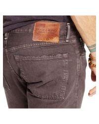 Denim & Supply Ralph Lauren - Gray Slim-fit Jean for Men - Lyst