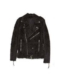 BLK DNM - Black Leather Jacket  - Lyst