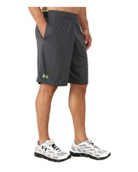 Under Armour | Gray Ua Hiit Short for Men | Lyst