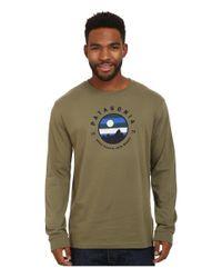 Patagonia - Green L/s Moonbeam Bivy Cotton T-shirt for Men - Lyst