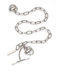 DSquared² | Metallic Brass Chain Bracelet for Men | Lyst