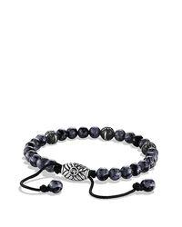 David Yurman - Metallic Spiritual Beads North Star Bracelet, 6mm for Men - Lyst