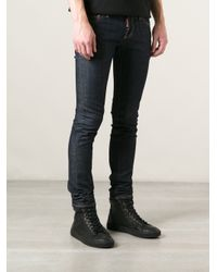 DSquared² | Blue Slim Jean for Men | Lyst