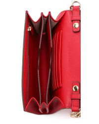 MICHAEL Michael Kors | Red Jet Set Cross Body Bag - Raspberry | Lyst