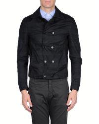 DSquared² - Black Blazer for Men - Lyst