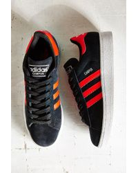 Adidas Originals | Black Campus Sneaker | Lyst