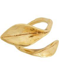 Aurelie Bidermann - Metallic Monteroso Wraparound Ring - Lyst