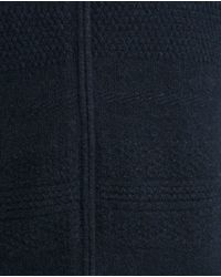 Zara | Blue Knit Cardigan for Men | Lyst