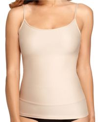Yummie By Heather Thomson | Natural Eva Nylon Shaping Tank | Lyst