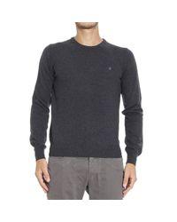 Brooksfield | Gray Sweater for Men | Lyst