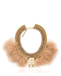 Fiona Paxton - Metallic Crazie Mazie Necklace - Lyst