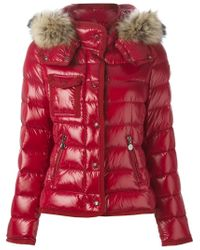 moncler red armoise