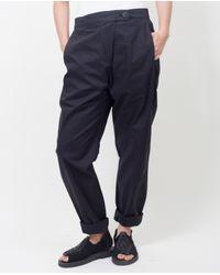 Kowtow - Direction Pants / Black - Lyst