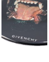 Givenchy   Black Rottweiler Print Badges   Lyst