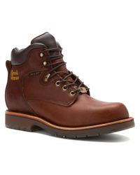 Chippewa - Brown 25220 Country 6-inch Waterproof for Men - Lyst