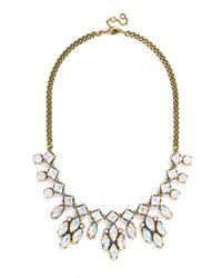 BaubleBar | Metallic Crystal Elsa Bib | Lyst