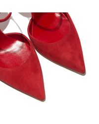 Casadei - Red Cappa - Lyst