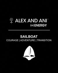 ALEX AND ANI - Metallic Sailboat Bangle - Lyst